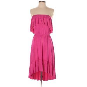 Ecote Miami Nights Strapless Dress